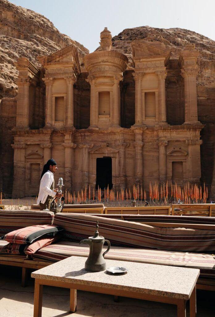 monasterio de petra, imprescindibles de Jordania