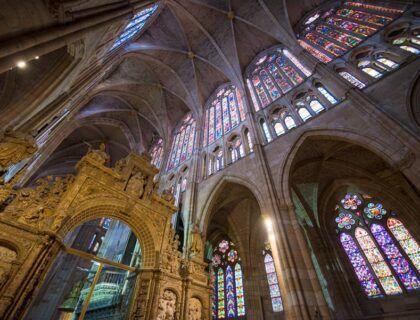 secretos catedral de leon