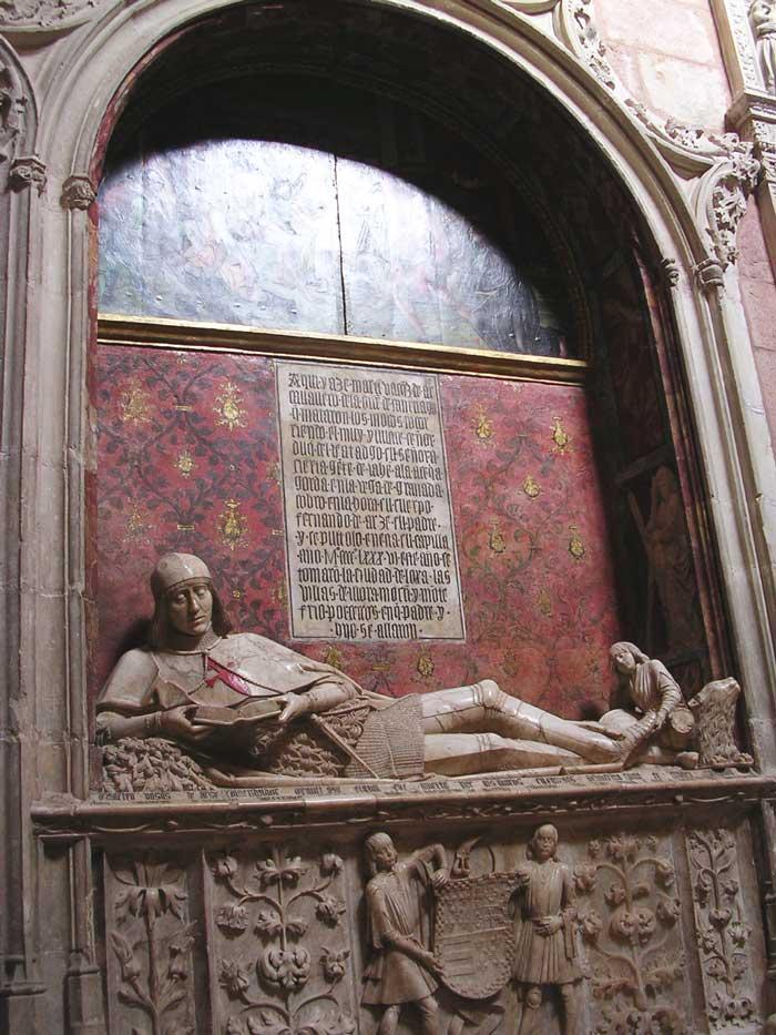 interior catedral de Siguenza