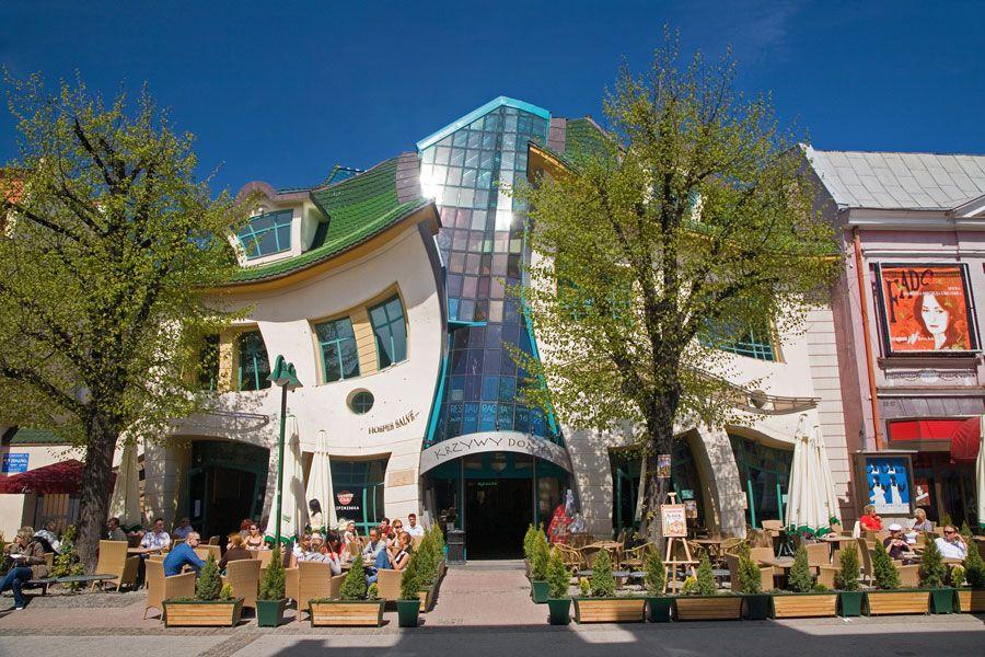 arquitectura de Sopot