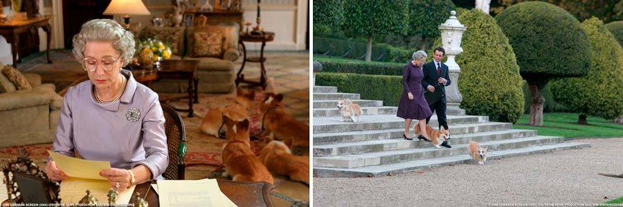 the queen rodado en londres