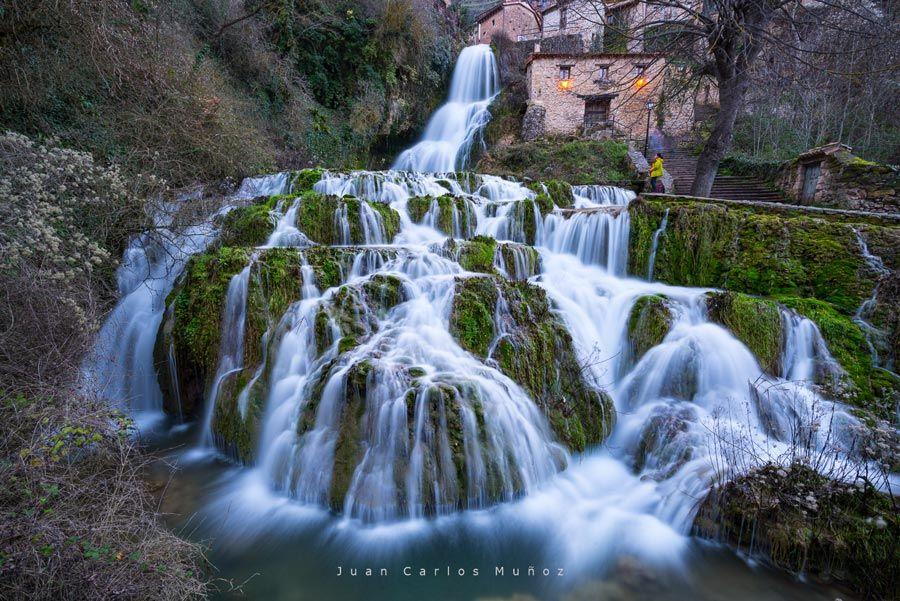 cascadas orbaneja del castillo