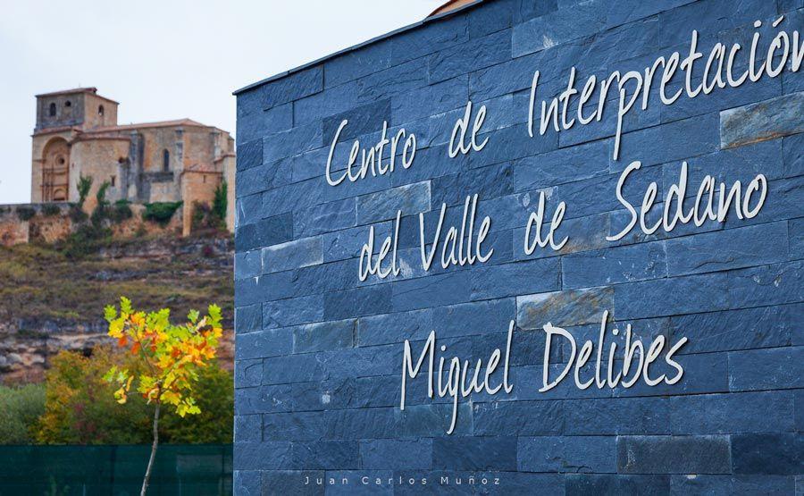 centro interpretacion valle sedano miguel delibes