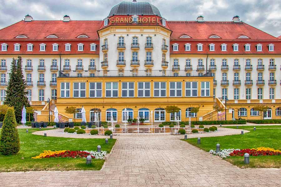 hoteles de lujo en sopot