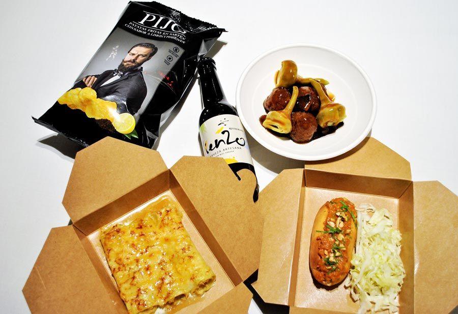 Jarana by Lienzo comida para llevar en valencia