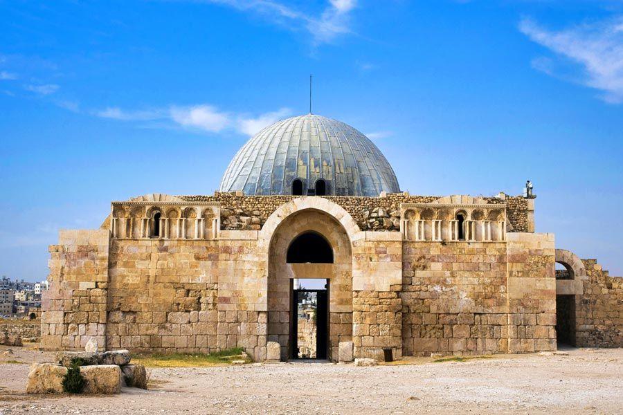 ciudadela de aman imprescindible en Jordania