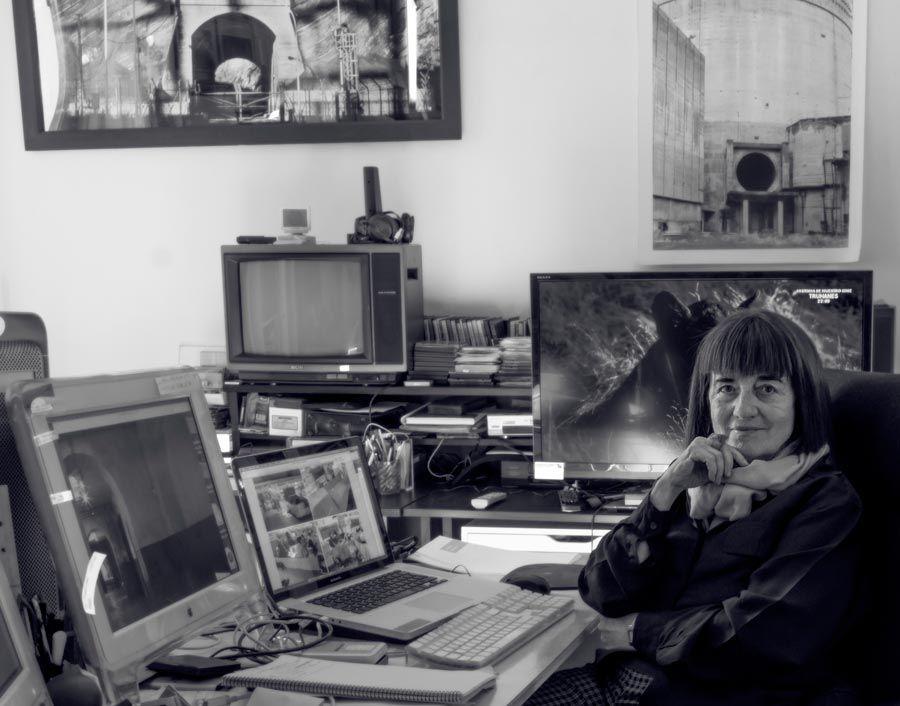Marisa Gonzalez artista audiovisual, filipinas