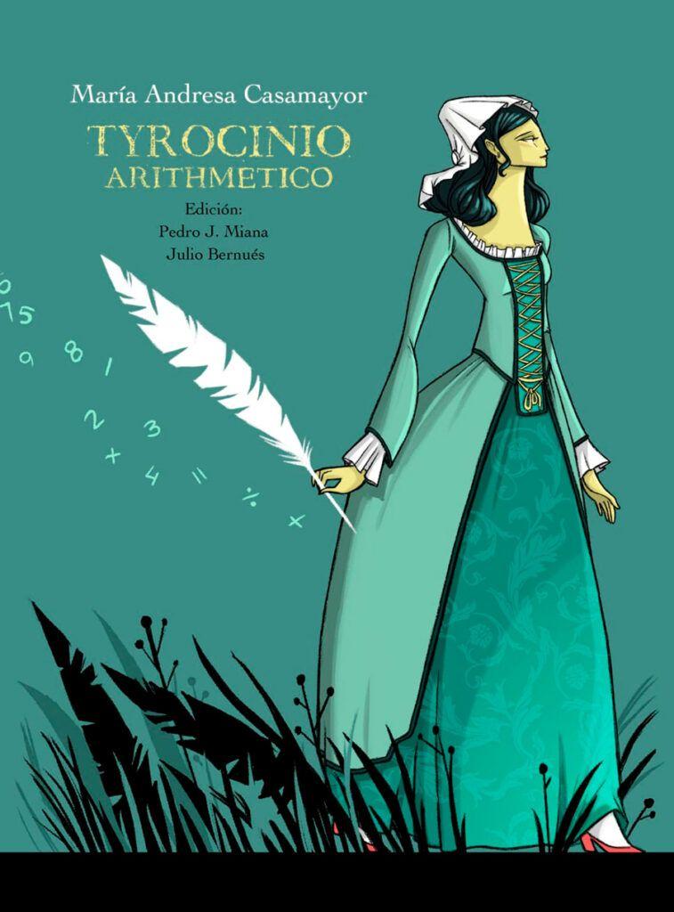 libros de matemáticas primera mujer espana