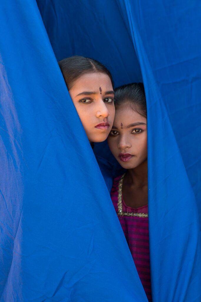 teatro para ninas en india tierra de suenos