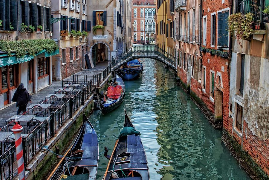 viajar sola venecia