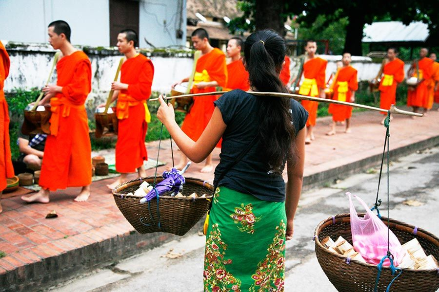 viajes 2021 laos, viajar a Luang Prabang