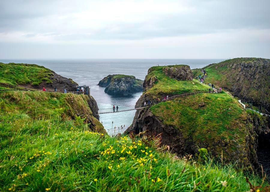 Naturaleza en Irlanda del Norte