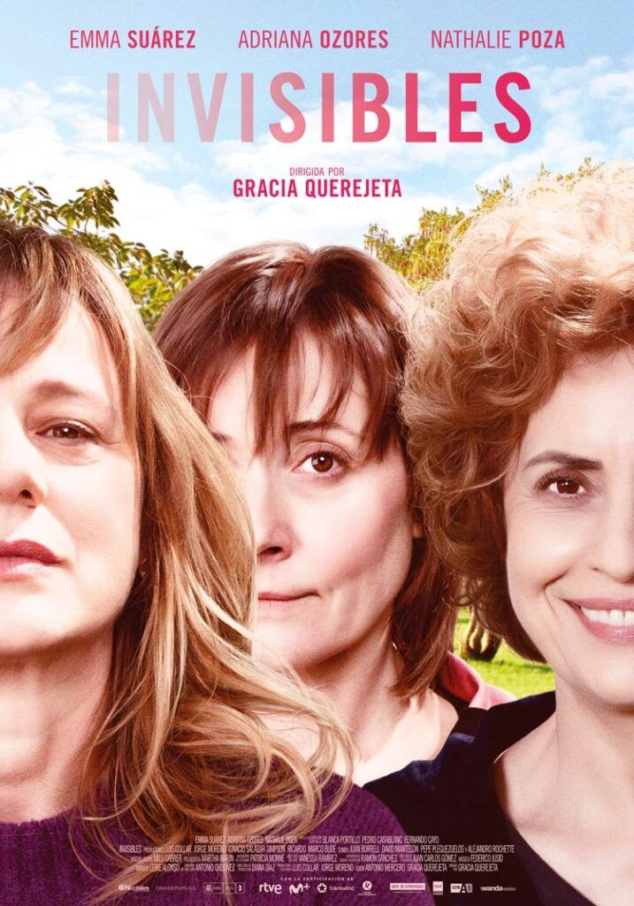 cartel invisibles test bechdel
