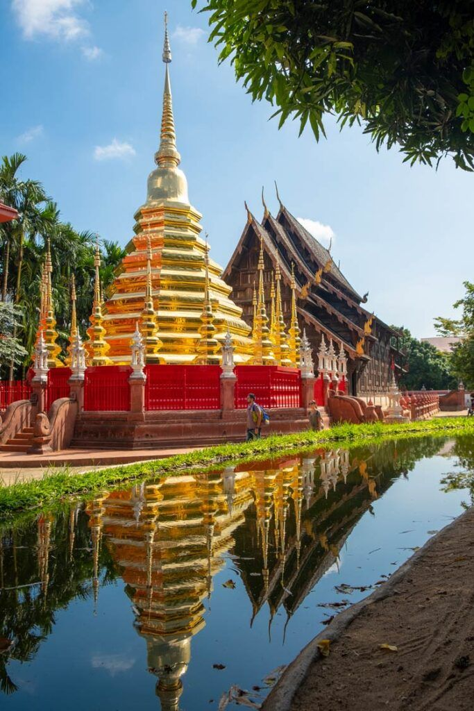 Wat Phan Tao en Chiang Mai
