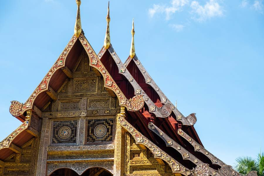 Wat Phra Singh en Chiang Mai