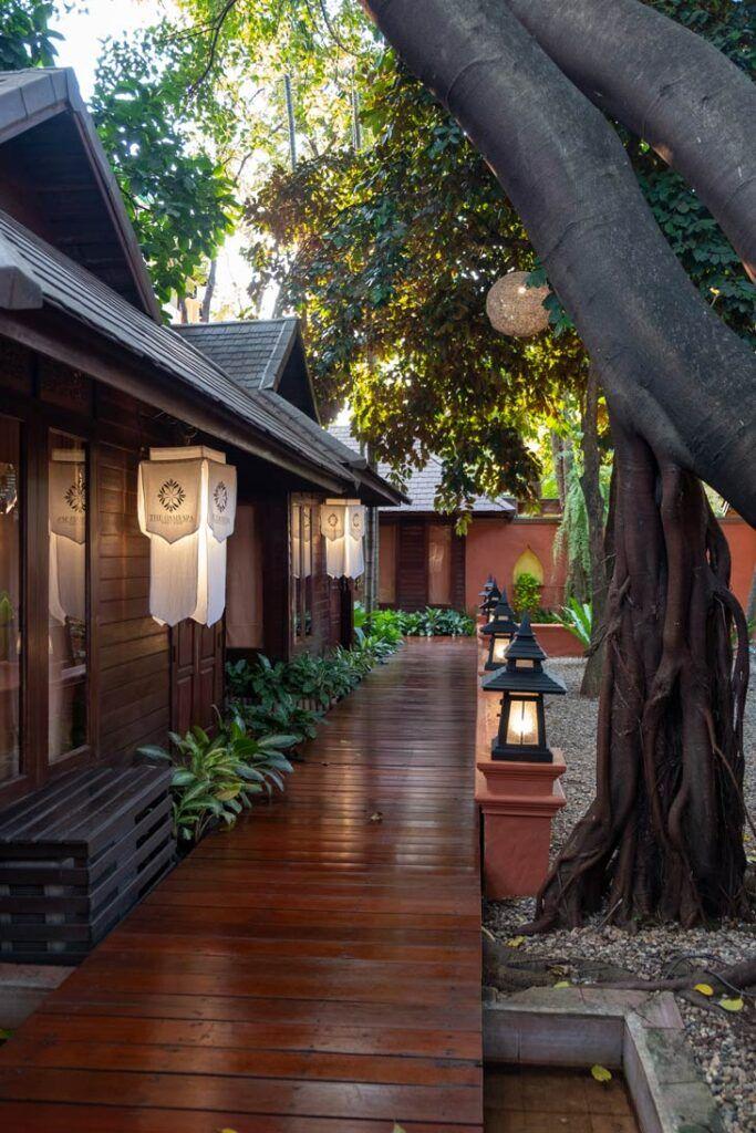 centro masajes de Chiang Mai