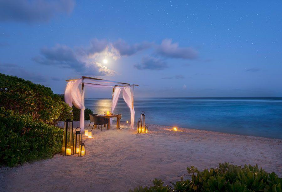 hoteles de lujo en isla mauricio