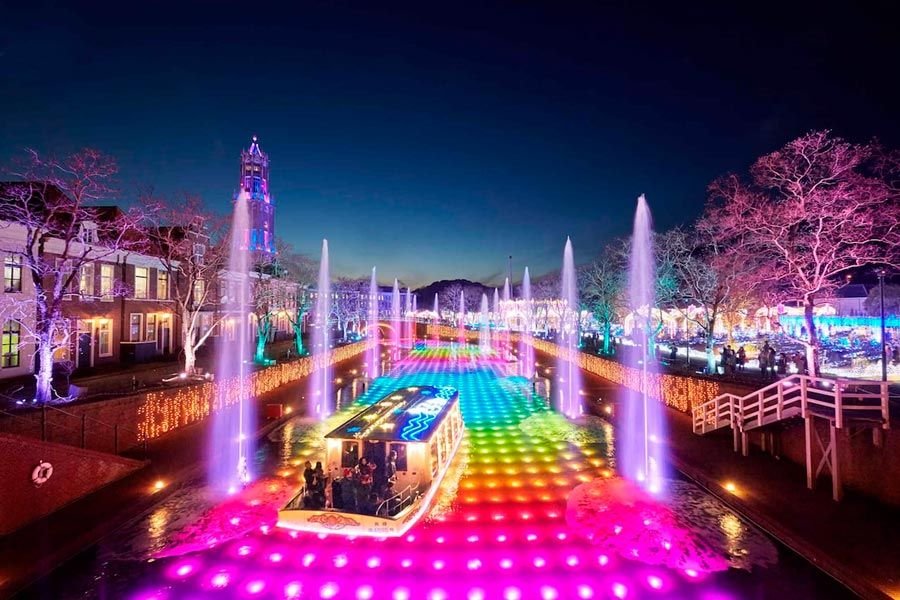 Parque tematico Kingdom of Lights