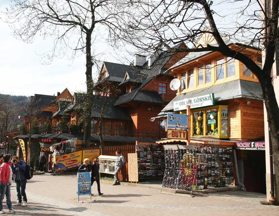 fin de semana en Zakopane