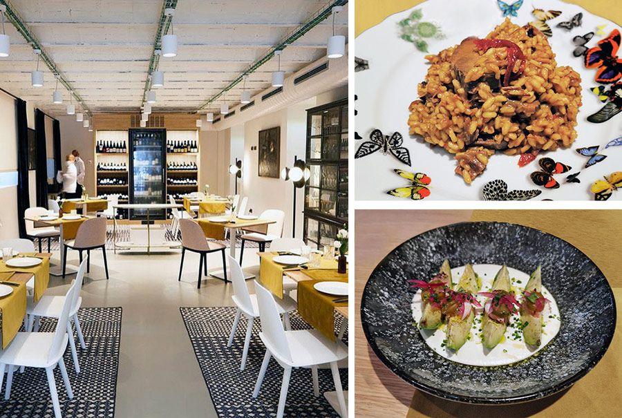 restaurante camelia by ricardo sotres de gijon