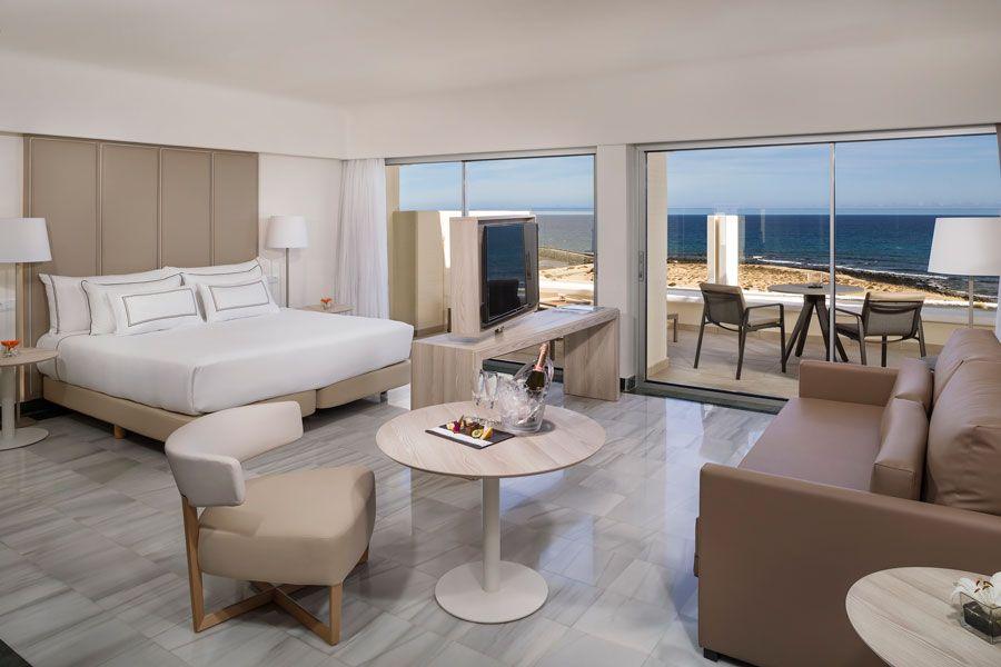 hoteles de lujo en Lanzarote.