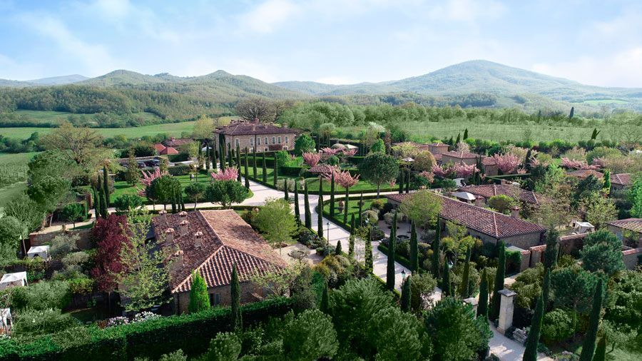 viaje a Toscana