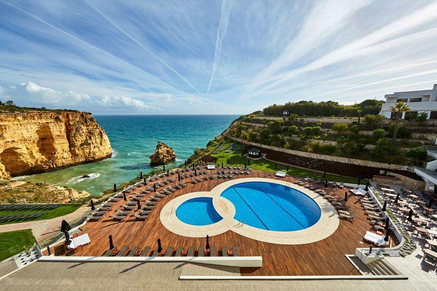hoteles de lujo en Algarve