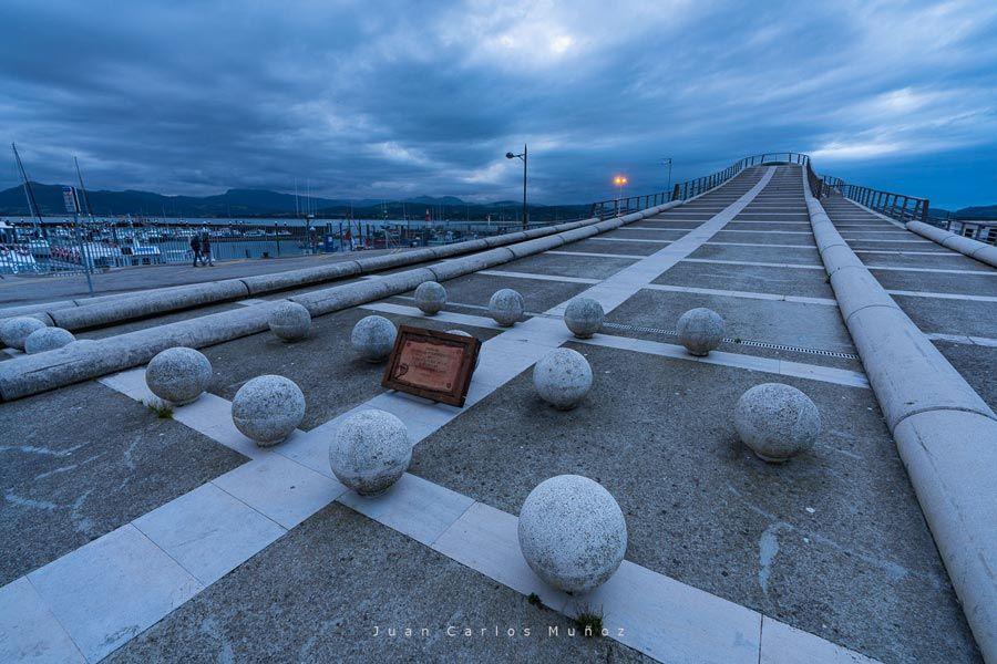 mirador puerto de santona
