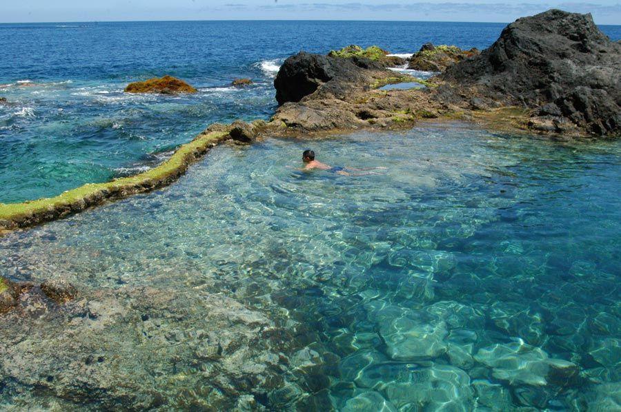 piscina natural garachico