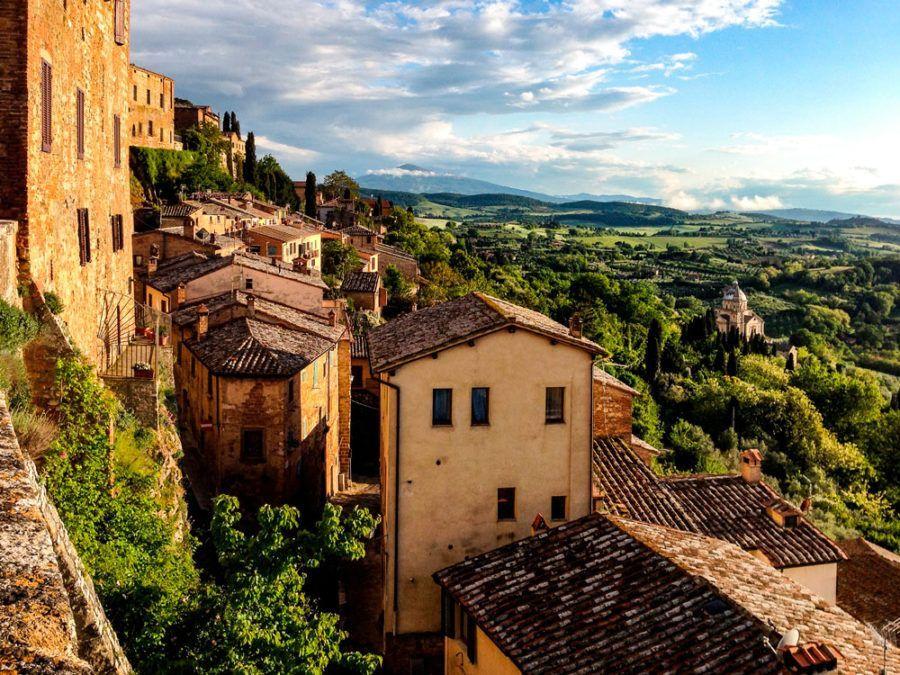 Viajar con niños por Italia