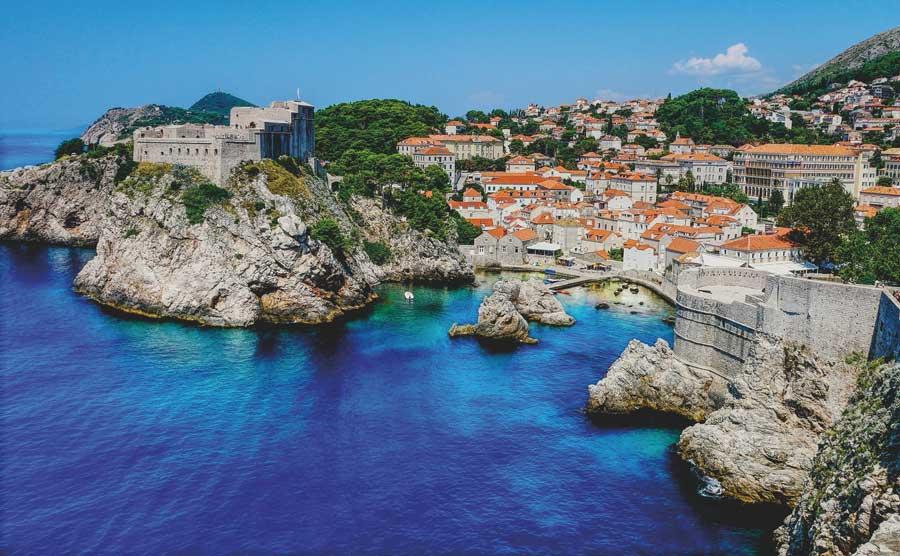 fin de semana en Dubrovnik