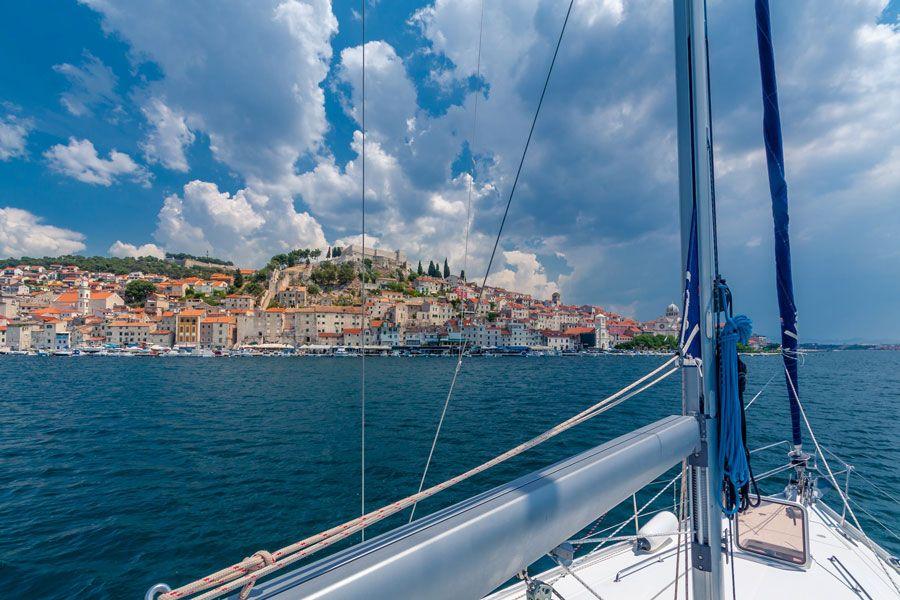 cruceros en Croacia