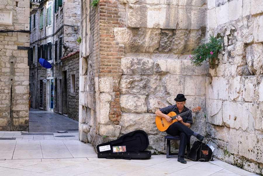 fin de semana en Split