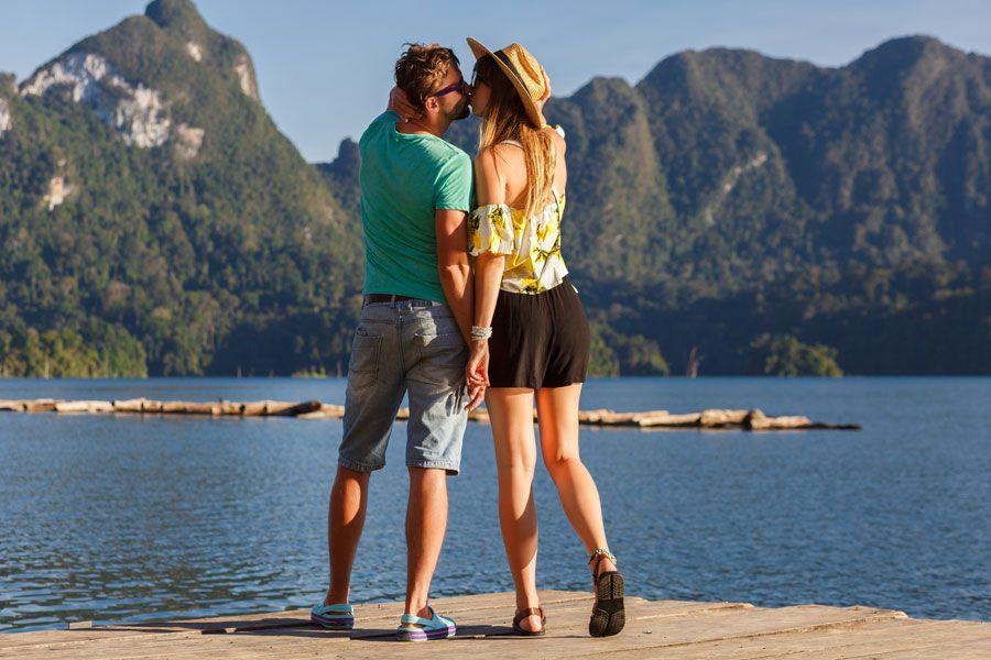 viaje de novios en Tailandia