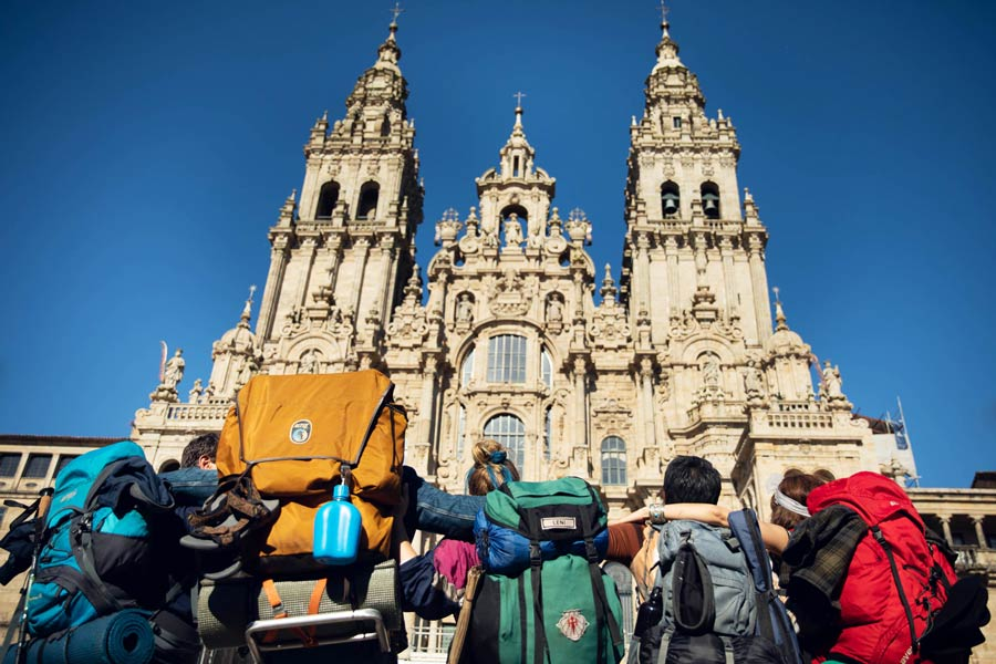 catedral de santiago en tres caminos