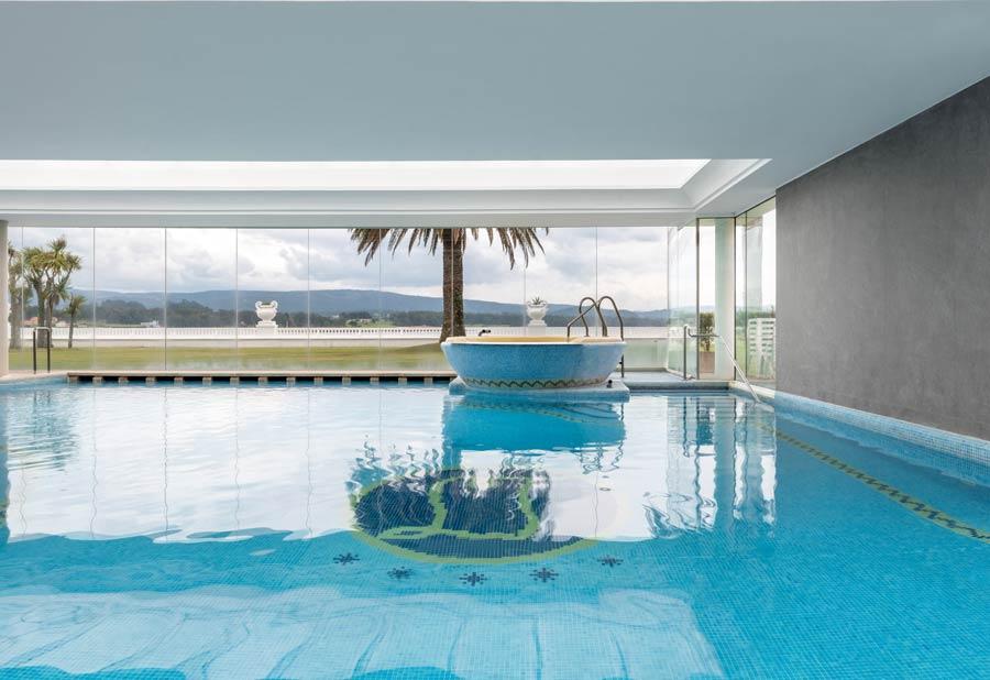 piscinas del balneario la toja