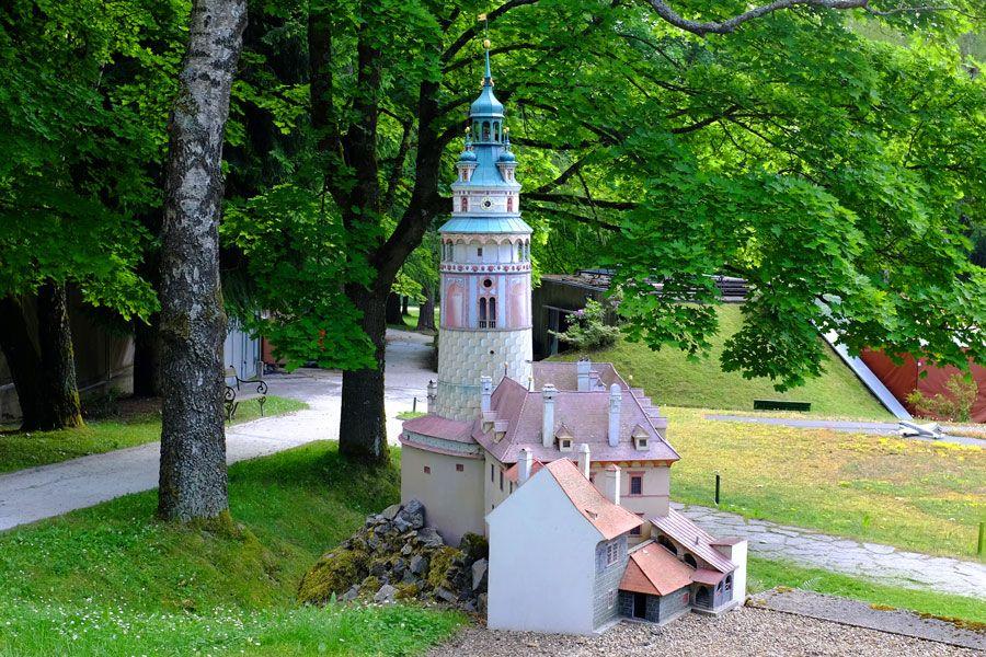 parque Boheminium republica checa