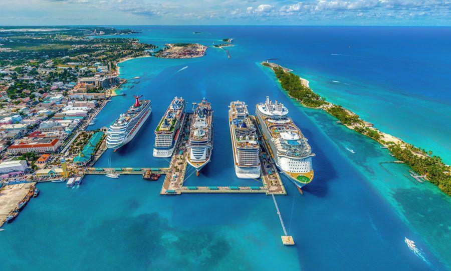 puerto de crucero nassau bahamas