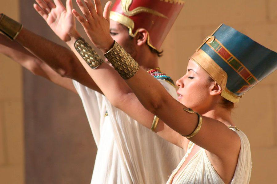 documentales sobre Egipto