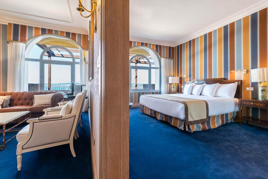 uite del hotel Eurostars Gran Hotel La Toja