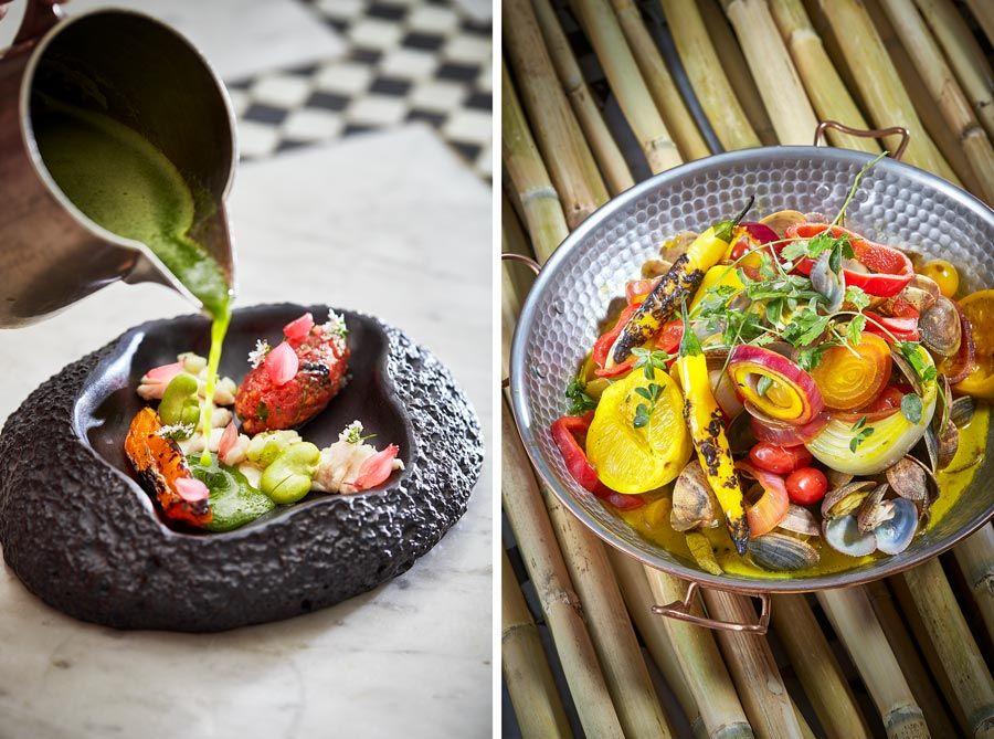 platos tradicionales de marruecos