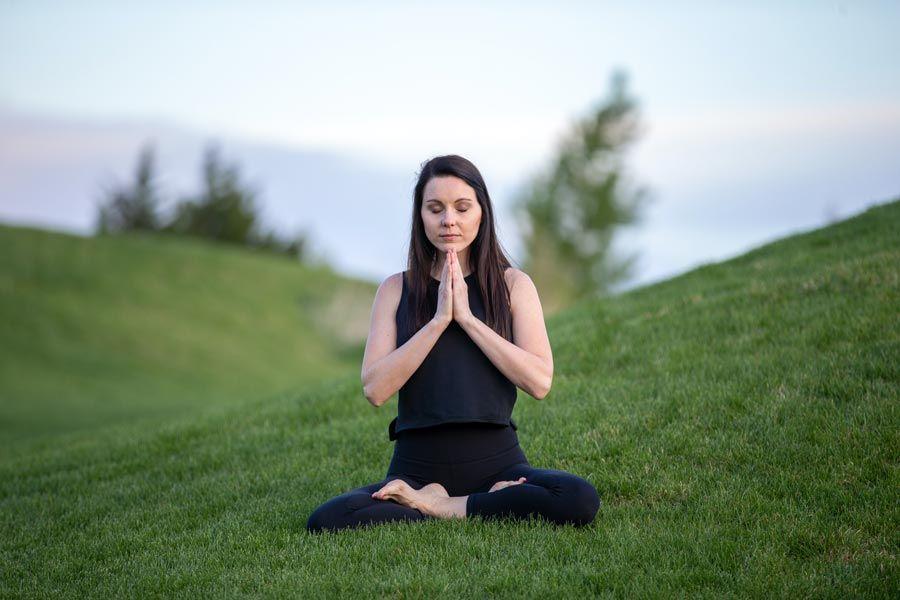 meditacion en ayuno