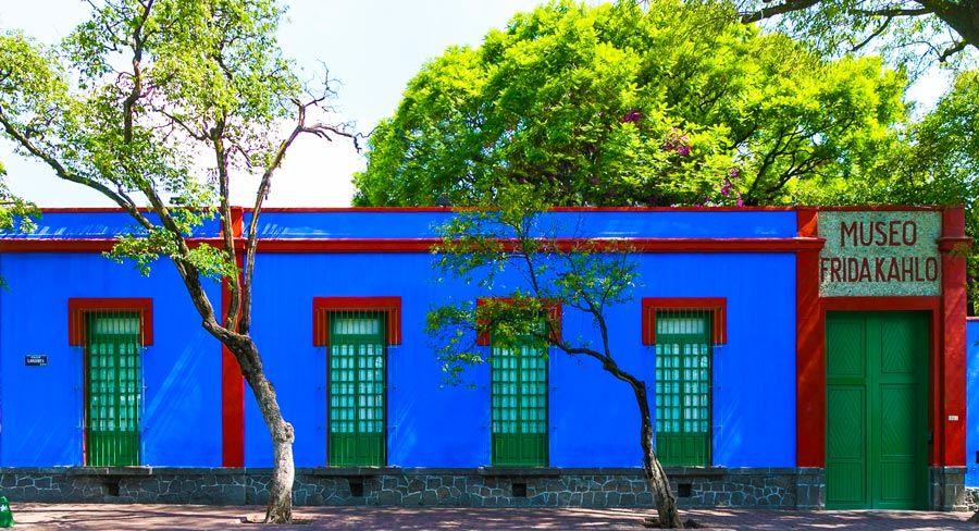 Museo Casa Azul mexico