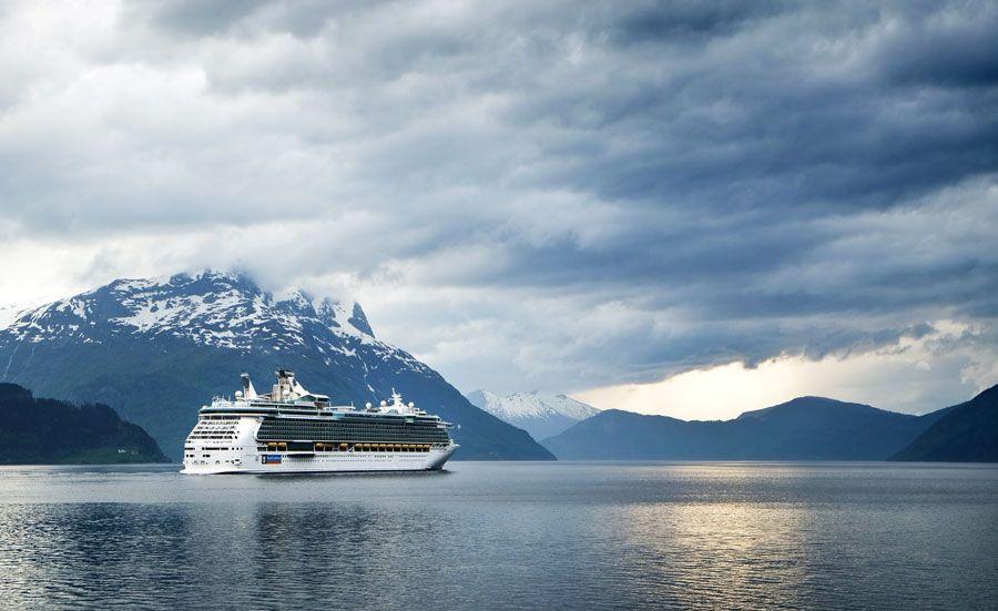 cruceros por el norte de Europa royal caribbean
