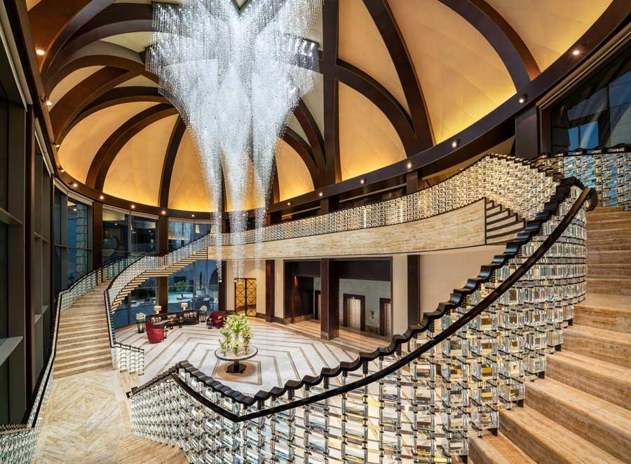 hoteles de lujo en El Cairo