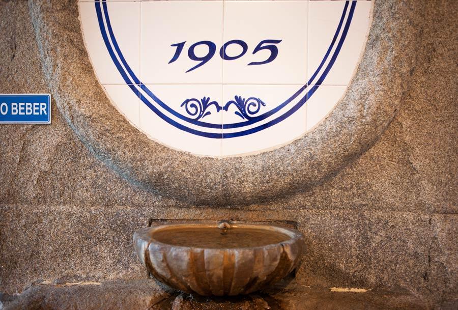 agua manantial de la toja