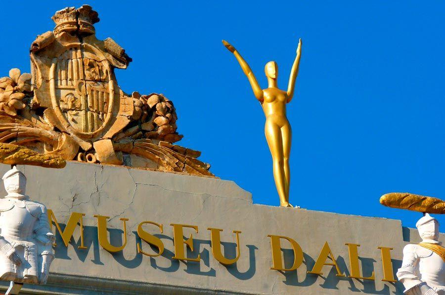 teatro museo dali de figueres