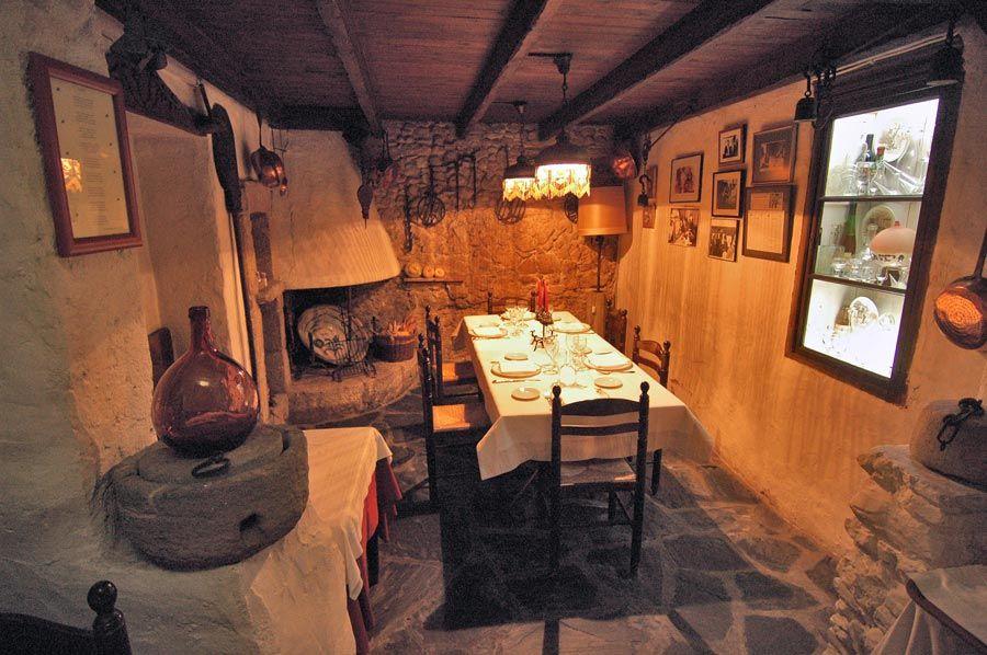 Comedor Dalí en el Hotel Durán de Figueres.
