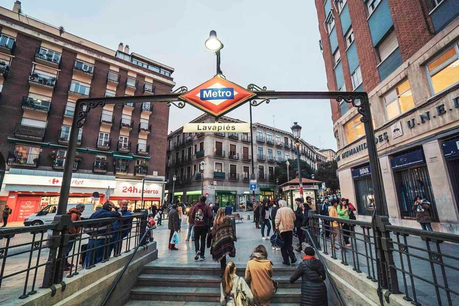 visitas turísticas en Madrid