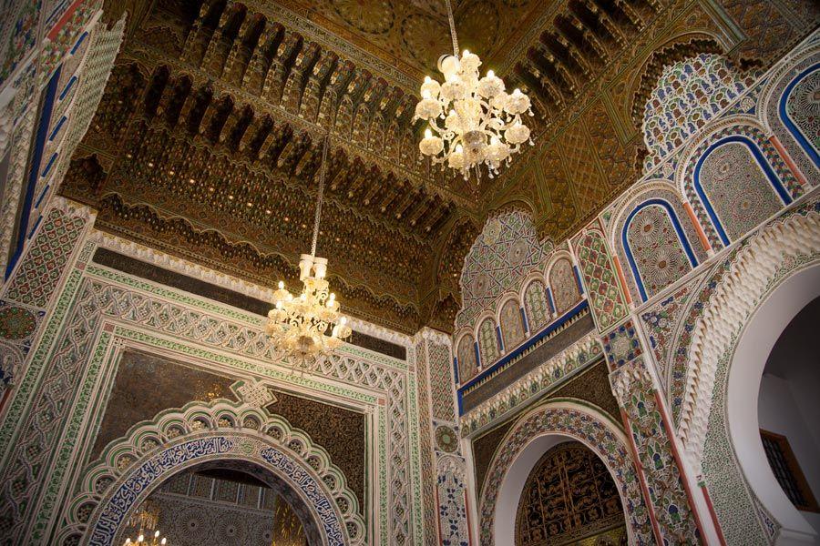 Mausoleo de Mulay Idris